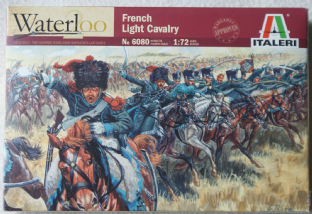 Italeri 1/72 IT6080 F rench Chassuers a Cheval (Napoleonic)